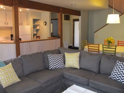 Photo for Tired of same old rentals - think NEW! FRESH! MODERN! FUN!