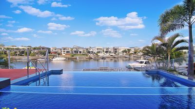 Photo for GOLD COAST HOLIDAY HOUSES  - INFINITY QUAYS