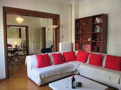 Photo for 2BR Apartment Vacation Rental in Athina