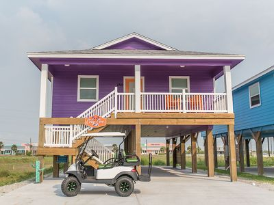 Photo for Cozy Cove: Pet Friendly, Boat Parking, FREE Golf Cart, Close to Beach