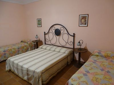 Photo for Canicattini Bagni(Siracusa)-Palazzo Largia- Rosa Apartment up to 4