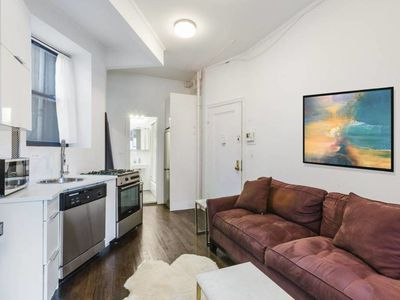 Photo for Convenient & Homey East Village One Bedroom