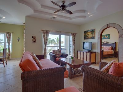 Photo for Grand Caribe - Luxury 1 BR/1 BA Condo - Oceanfront Living!
