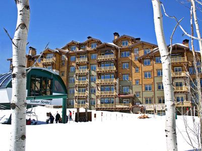 Photo for Silver Strike Lodge #203 by Resorts West - a luxury Deer Valley ski vacation