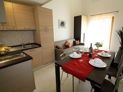 Photo for Apartment Vallum in Brač/Bol - 2 persons, 1 bedrooms