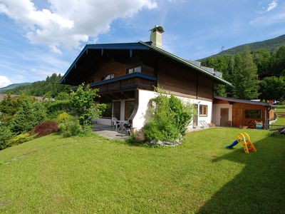 Photo for 4BR Apartment Vacation Rental in NEUKIRCHEN AM GROßVENEDIGER