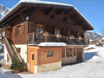 Photo for New magnificent apartment renovated Chalet 85 m2