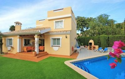 Photo for Family Friendly 3 Bed Villa & Private (Heated) Pool - Centre Of La Manga Club