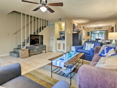 Photo for NEW! Townhouse w/ Foosball Table in Miramar Beach!