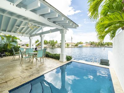 Photo for Bring Your Boat! Key West Waterfront Vacation Home.