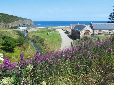 Photo for Holiday homes, Pennan  in Schottische Küste - 4 persons, 2 bedrooms