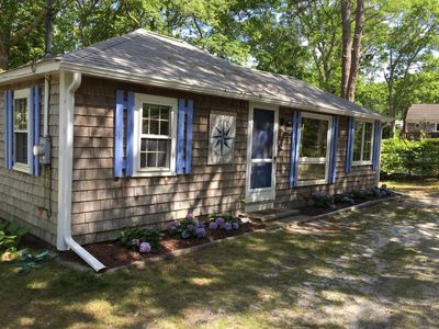 Compass Rose Cottage - Steps to Flax Pond & Nature Trails - Kayaks