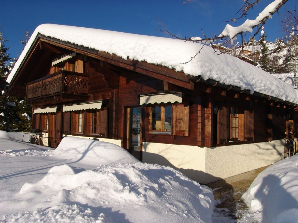 Chalet in montagna per 8 persone in gryon 483573 for Piani chalet svizzero