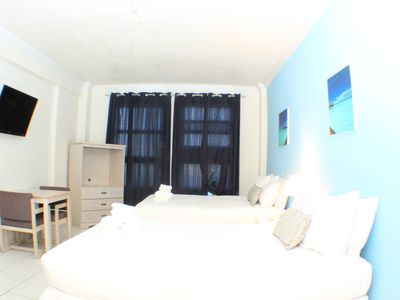 Photo for Design Suites Hollywood Beach 440 AC - One Bedroom Apartment, Sleeps 4