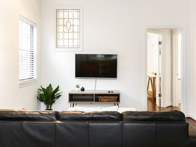 Photo for Explore Austin from an Airy, Modern Apartment