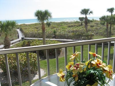 Photo for Special Rate - Renovated  Gulf Front Condo - Small Complex - Fantastic Ocean Vie