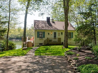 Photo for Pet Friendly, Waterfront Home in East Boothbay