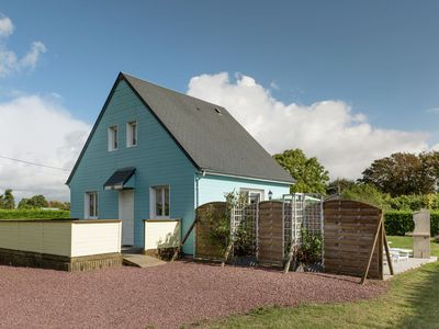 Photo for Lovely Holiday Home with Private Garden in Normandy