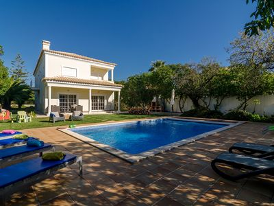 Photo for Villa near the beach, golf with pool / barbecue - END OF SUMMER SPECIAL OFFER