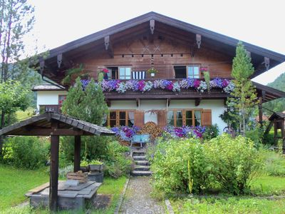 Photo for Apartment in Berchtesgadener Land with separate entrance and balcony