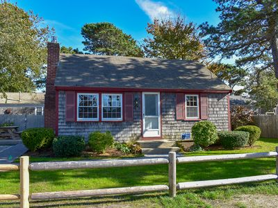 Photo for Shirley Ave 10-Quaint cape cod cottage, .1 miles to Haigis beach.