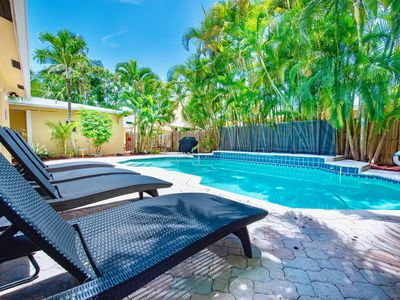 Photo for Pineapple House | Private 3BR Home & Swimming Pool