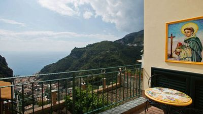 Photo for CASA CAPRI - HOLIDAY APARTMENT - PONTONE - SCALA - AMALFI COAST