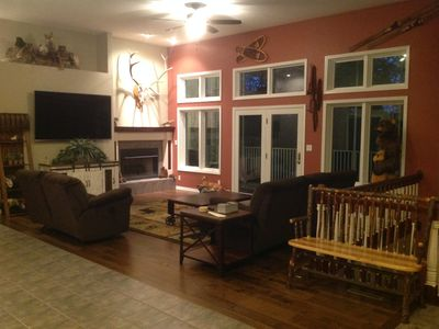 Photo for 5BR House Vacation Rental in Lampe, Missouri