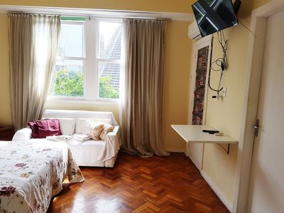 Photo for Beautiful apartment in Lapa