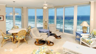 Photo for Lighthouse 701 ~Stunning View ~ Corner Condo ~ Bender Realty Vacation Rentals