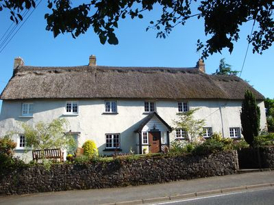 Photo for Charming, Grade II Listed, 17th Century Thatched Cottage