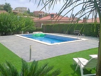 Photo for Villa Norton,with pool and barbecue