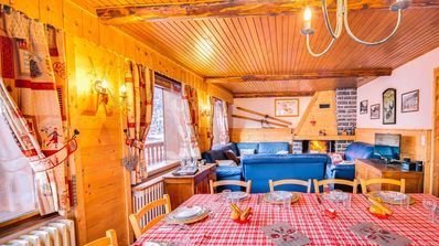Photo for Authentic chalet in the center of Châtel, close to the slopes
