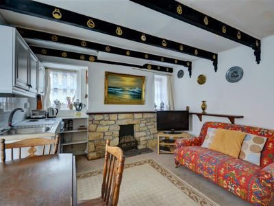 Photo for Vacation home Carncrows in St. Ives - 5 persons, 3 bedrooms