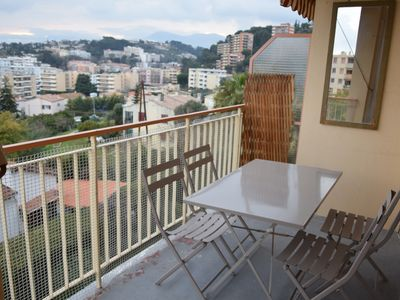 Photo for Superb Standing 3-room apartment with terrace 5 minutes from beaches