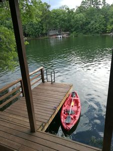 Photo for END UNIT TOWNHOME ON LAKE DESOTO W/ SPECTACULAR VIEWS - 10