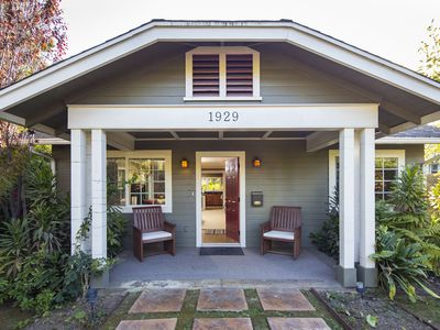 Photo for Charming 2 BR 2BA home located in heart of downtown Santa Barbara!