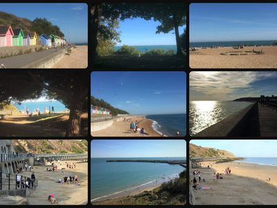 Photo for Luxury Holiday Home with Cosy Log Burner 2 mins from the Sea in Folkestone