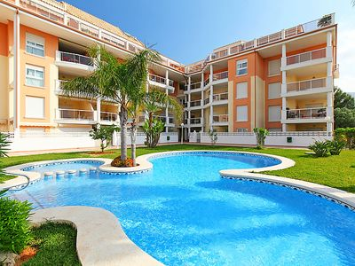 Photo for Apartment Estrella del Mar in Dénia - 4 persons, 2 bedrooms