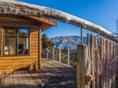 Photo for Wanaka Hill Haven Chalet two : Driftwood