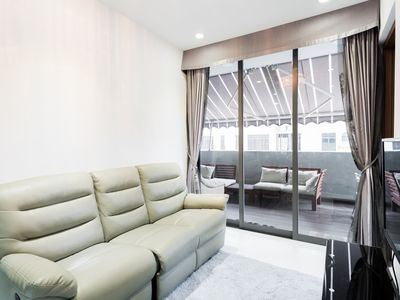 Photo for Cosy & Clean 3BR In City Near MRT