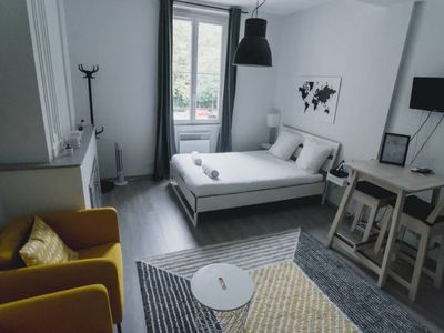 Photo for Fresh and Cosy Studio in Carmes Area