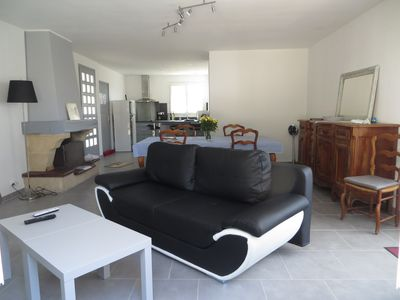 Photo for house with garden redone, private road, near sea and downtown