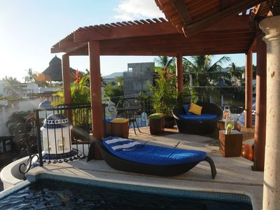 Photo for Casa Jeanette, New Large Home with Private Pool in Golden Zone