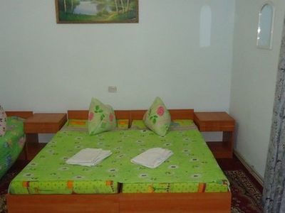 Photo for The comfortable rooms at the shore of th
