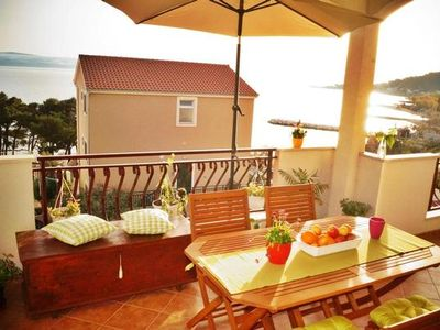 Photo for Holiday apartment Dugi Rat for 1 - 7 persons with 2 bedrooms - Holiday apartment