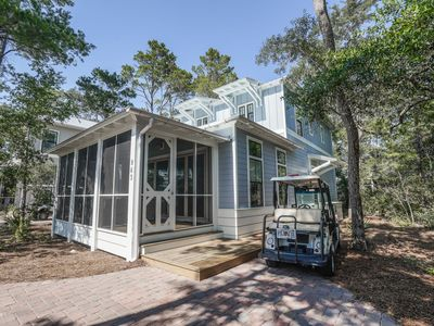 Photo for 30A GOLF CART INCLUDED! CLICK TO SEA & BOOK ME! BEACH, POOL, & SUPER FUN!
