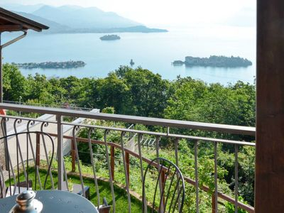 Photo for Apartment Ca' delle Isole / Alba (SEA115) in Stresa - 6 persons, 2 bedrooms