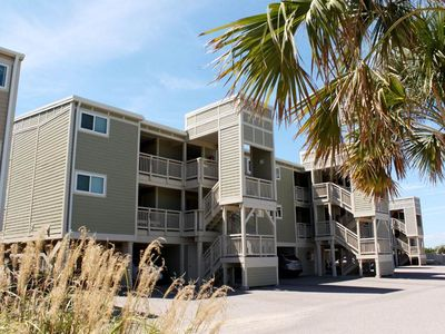 Photo for Barefeet Retreat: 3 BR / 2 BA condo in Caswell Beach, Sleeps 6