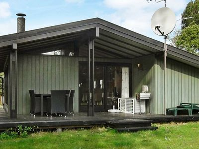 Photo for Modern Holiday Home in Skibby with Barbecue